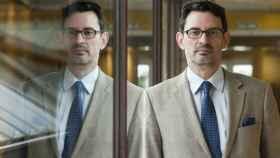 El investigador Oscar Marín