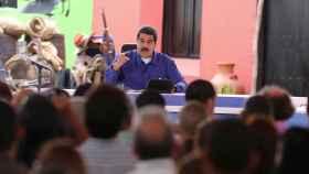 Maduro, durante el programa de este domingo.