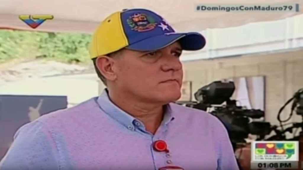 Carlos Faría, Viceministro de Industrias Medias y Ligeras