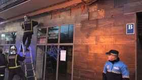 bomberos-fachada-valladolid-viento-policia