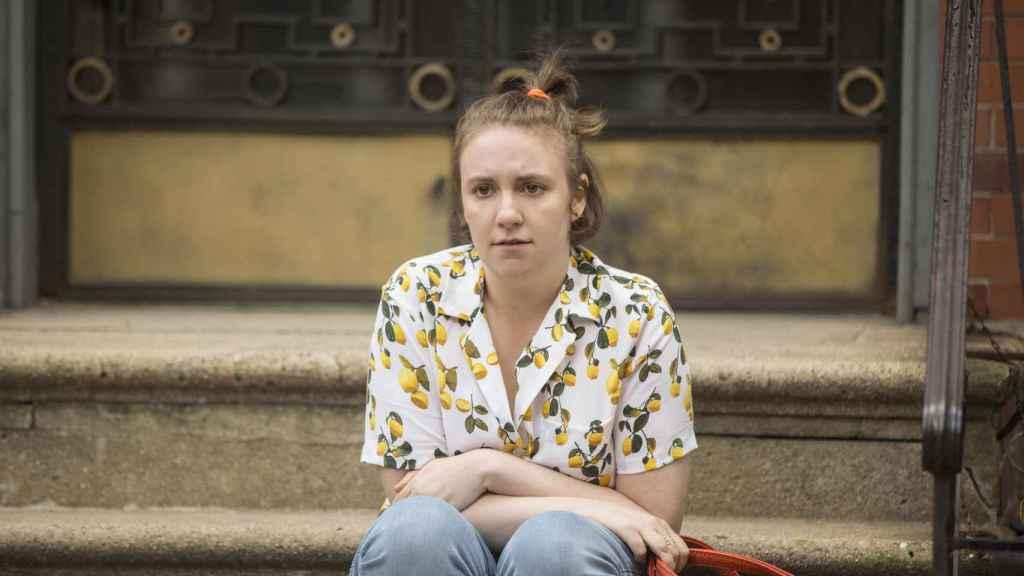 Lena Dunham interpreta a Hannah Horvath en 'Girls'