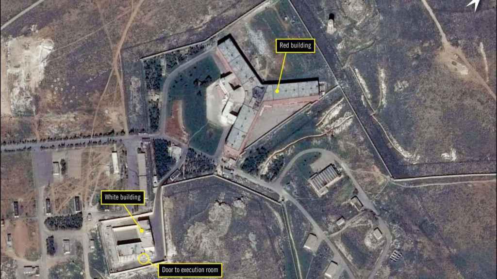 Imagen de la prisión.