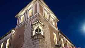 25. La famosa ventana del Palacio de Pimentel
