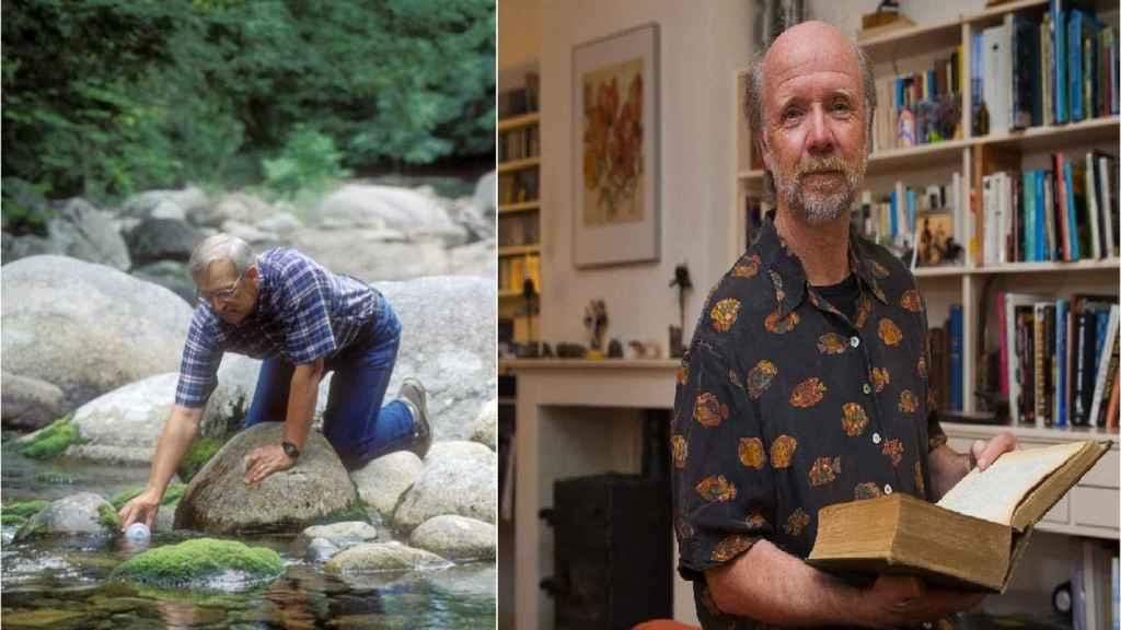 Gene Likens y Marten Scheffer.