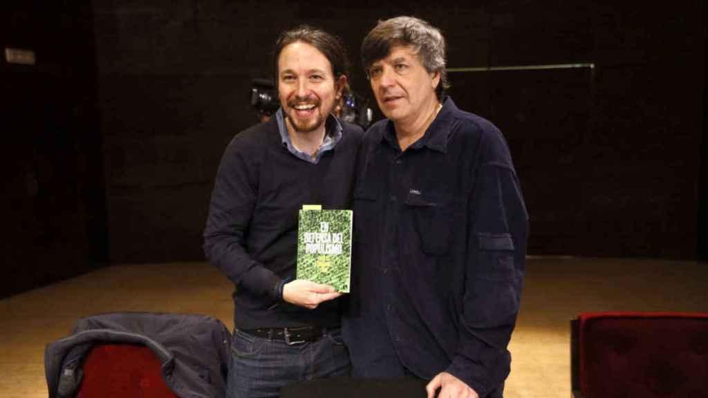 Pablo Iglesias y Fernández Liria.