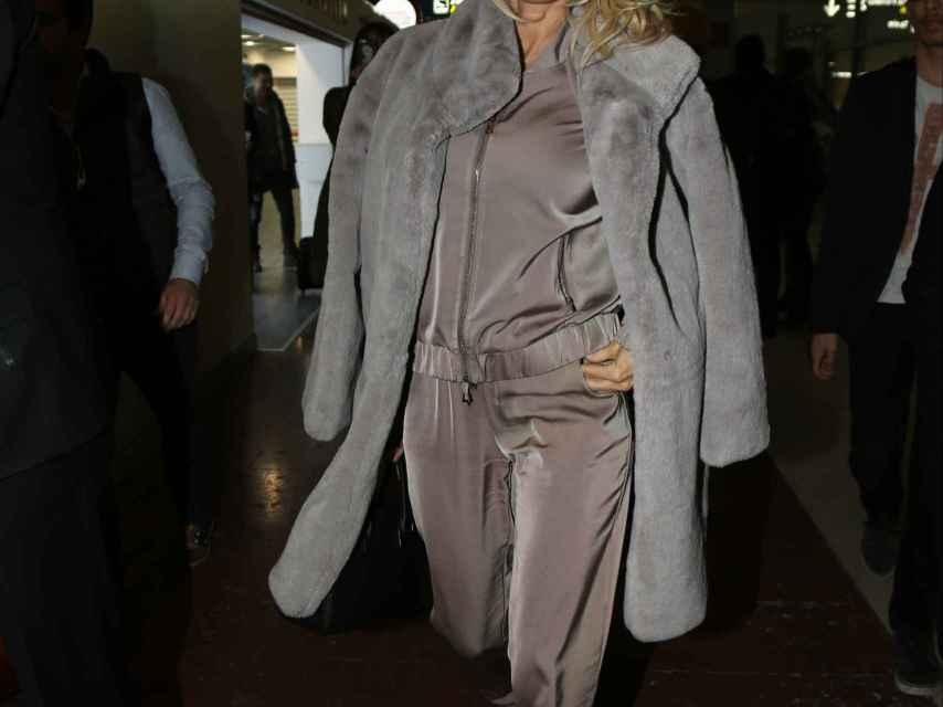 Pamela Anderson y Julian Assange han mantenido encuentros en la Embajada de Ecuador.