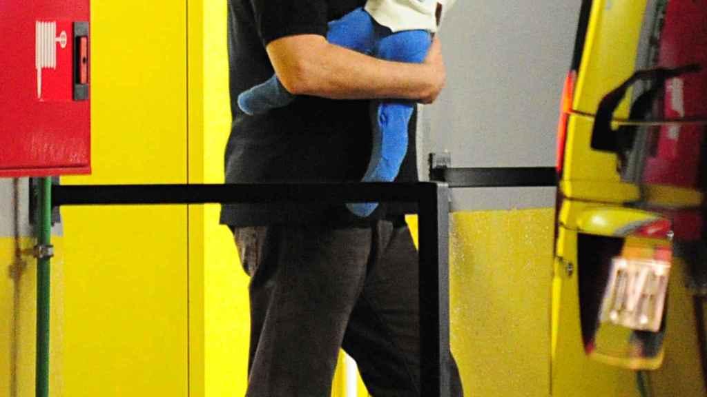 Miguel Bosé es padre de cuatro niños por gestación subrogada.