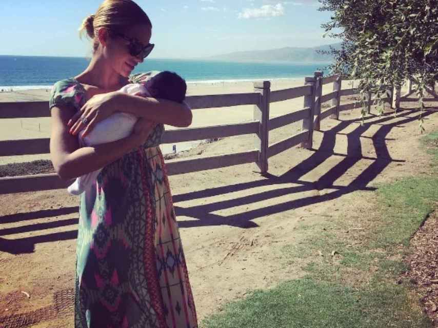 Tamara Gorro hizo frente a numerosas dificultades para poder convertirse en madre.