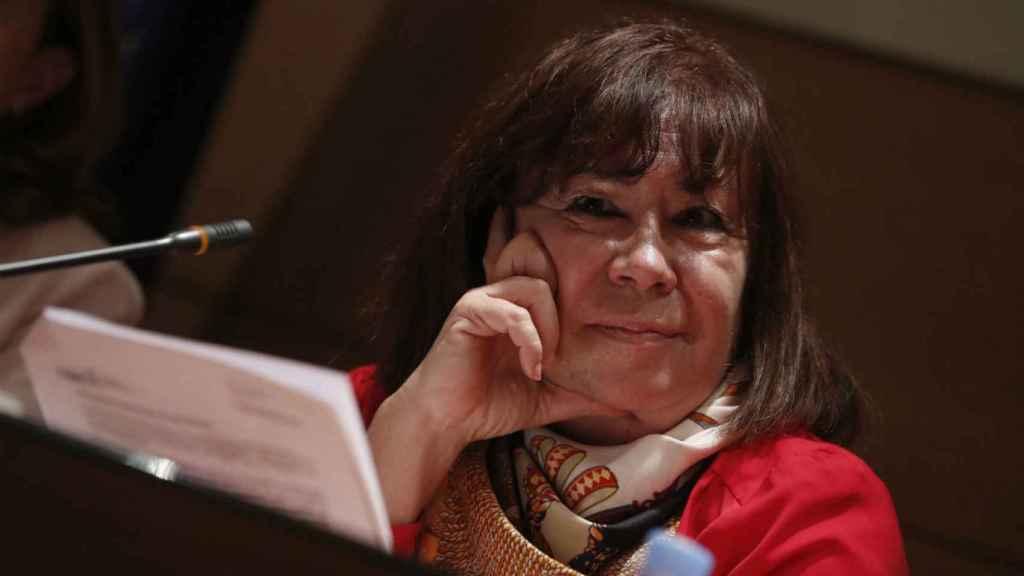 La consejera Cristina Narbona ha votado en contra de ampliar la vida útil de Garoña.