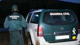 zamora guardia civil rural