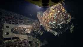 El submarino encontrado
