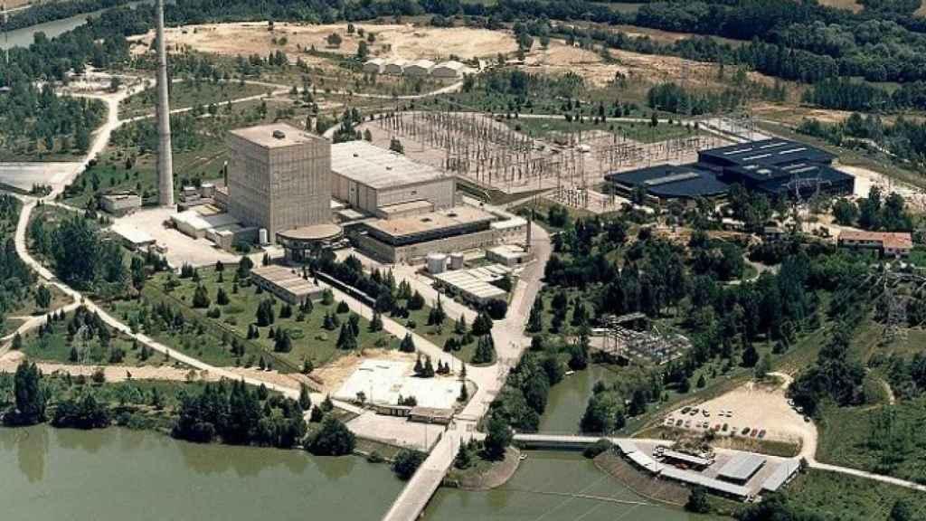 Central nuclear de Garoña, en Burgos.