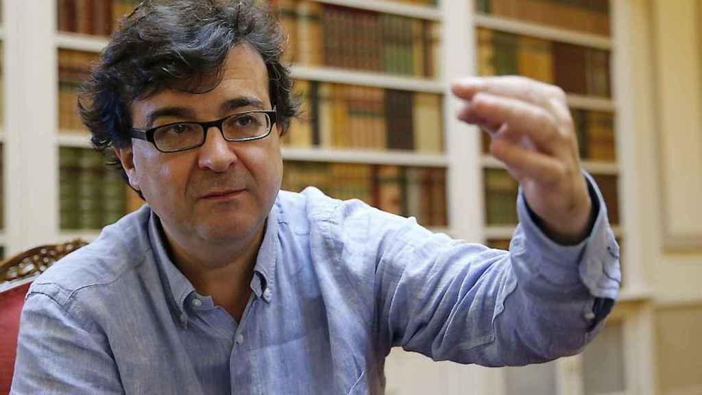 Javier Cercas, en una imagen de archivo.
