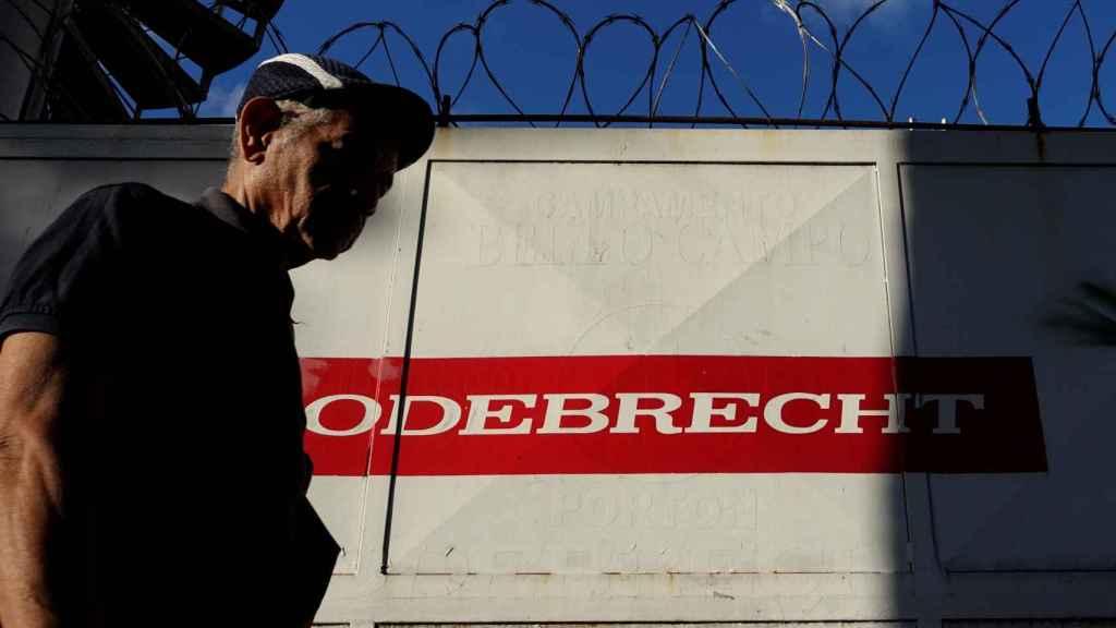 Odebrecht tuvo que pagar una multa de miles de dólares.