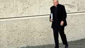 El cardenal Pell de Australia es el encargado de limpiar las finanzas vaticanas.
