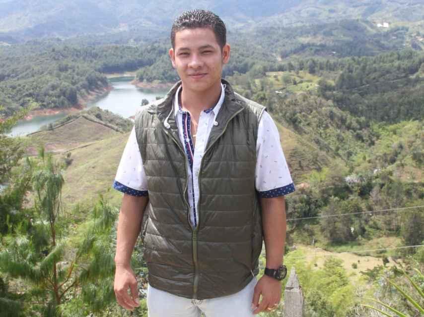 Manuel perdió a su hermano: fue fusilado por miembros de su propia guerrilla.