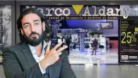 Alejandro Fernández Luego es uno de los fundadores de la cadena de peluquería.