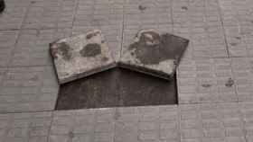 Zamora pavimento