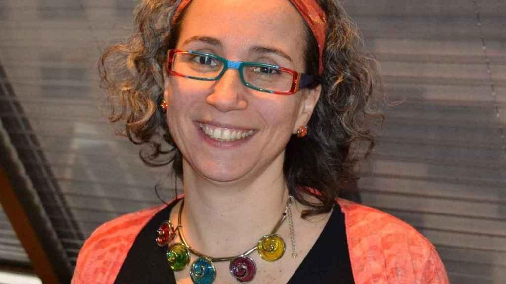 Claudia Kreiman es rabina en las afueras de Boston.