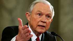El nuevo Fiscal General de EEUU, Jeff Sessions.
