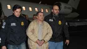El Chapo fue extraditado a EEUU tras su tercera captura.