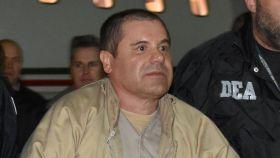 El Chapo, extraditado a EEUU tras su tercera captura.