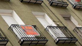 Imagen de viviendas en venta.