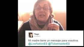 Las duras palabras de esta mujer a Ticketmaster y LiveNation han cautivado a la red.