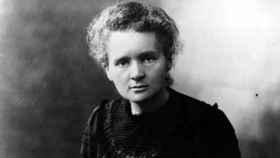 La física Marie Curie.