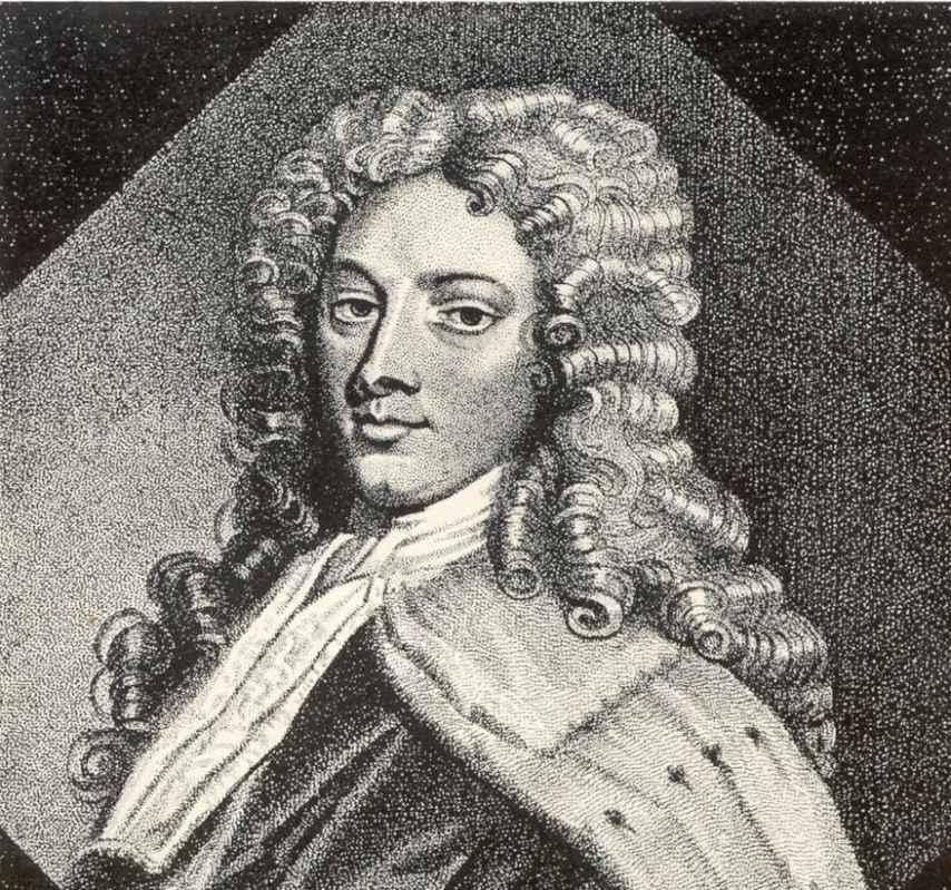 El duque de Wharton.