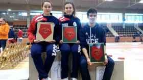 Los-tres-podios-del-VCE-en-Pamplona
