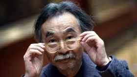 El autor japonés, Jiro Taniguchi.