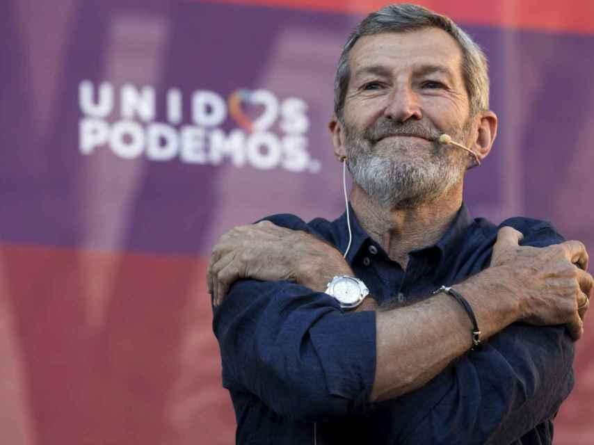 Julio Rodríguez, el exJemad que llegó a Podemos antes del 20-D.