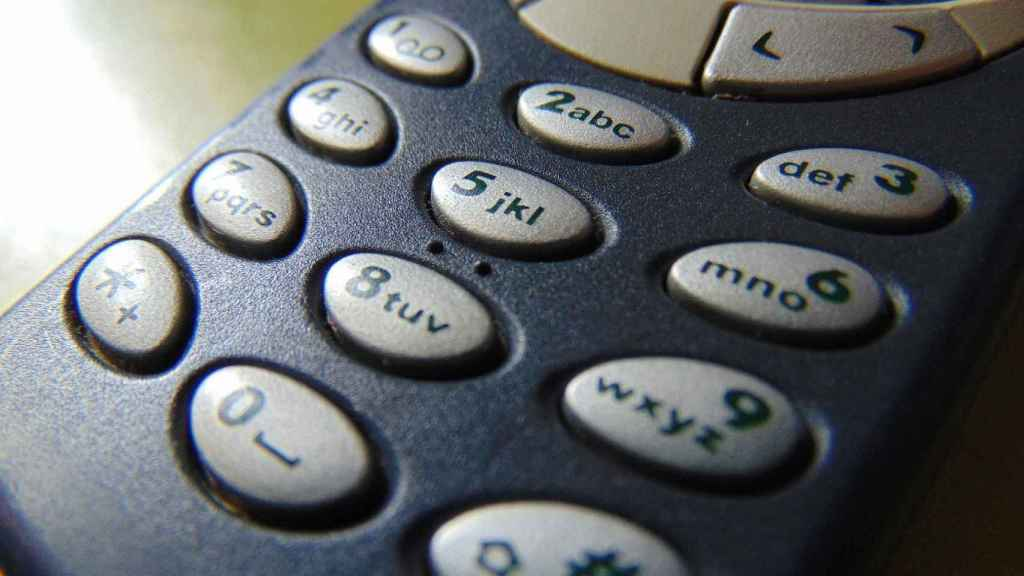Nokia 3310.