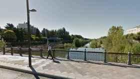 Leon-puente-de-los-leones-bernesga-crecida-rio