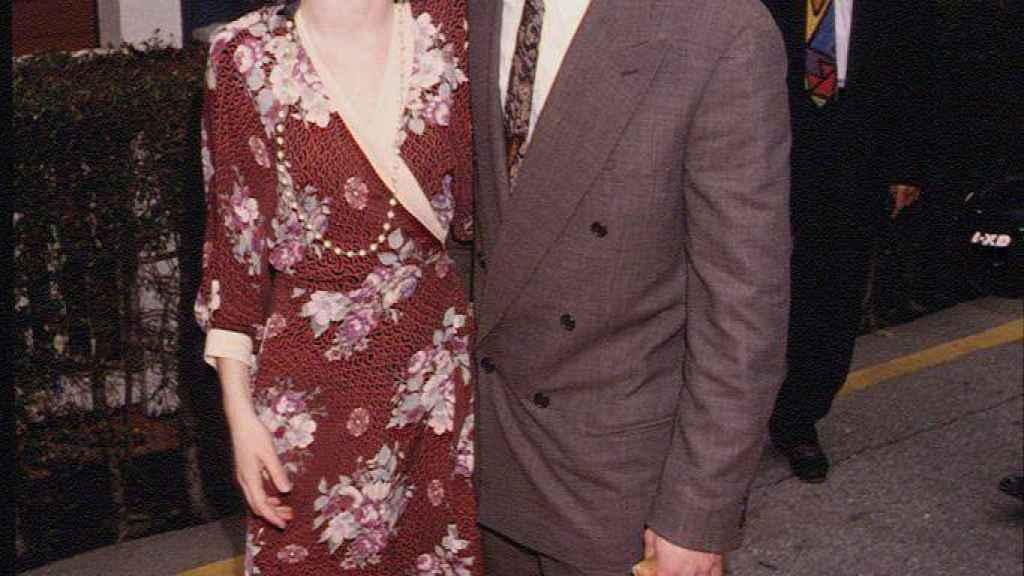Juliette Lewis y Brad Pitt fueron novios de 1989 a 1993.
