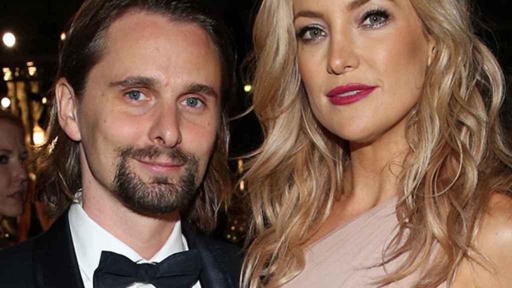 El cantante de Muse y Kate Hudson tuvieron un hijo juntos