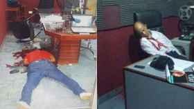 Matan a un locutor y un director de una emisora dominicana en vivo