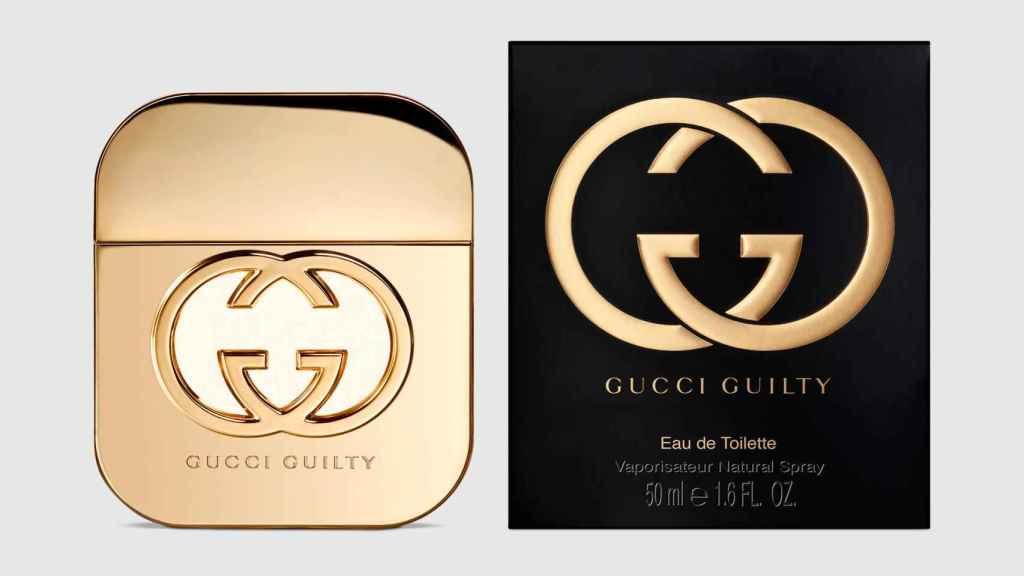 Perfume 'Gucci Guilty' para mujer. / Foto: Cortesía de Gucci.