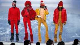 Moncler FW17 en la New York Fashion Week | Foto: Getty Images.