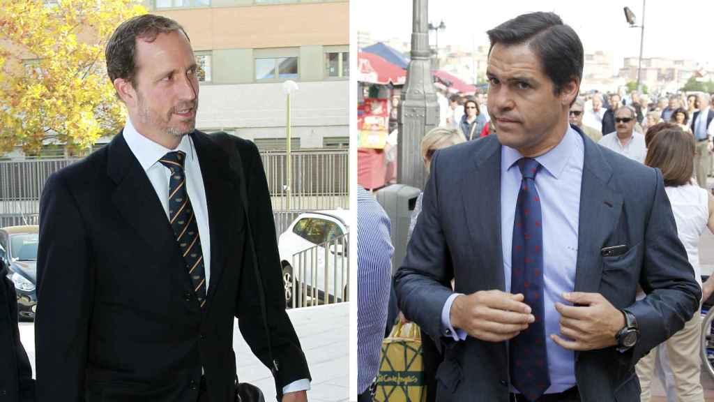 Bruno Gómez Acebo y Luis Alfonso de Borbón, enfrentados judicialmente