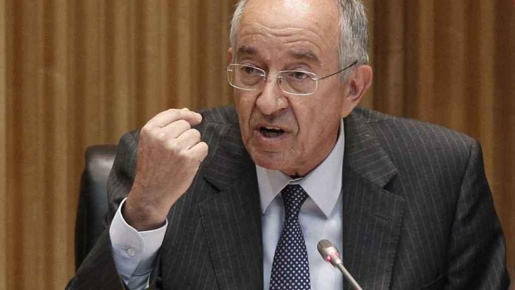 El exgobernador del Banco de España Miguel Ángel Fernández Ordóñez.