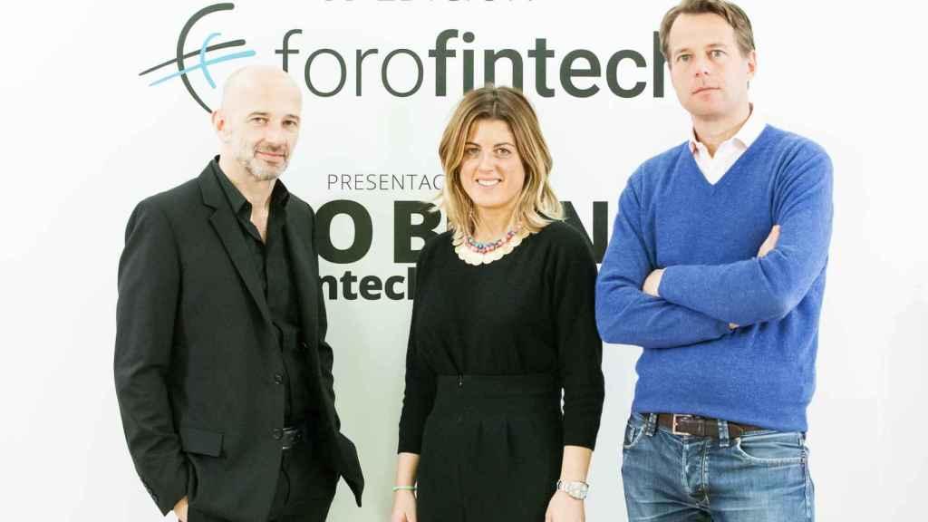 El equipo fundador de Digital Origin.