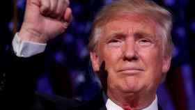 Donald Trump, en un acto de campaña.