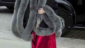 La reina Margarita de Dinamarca en un acto oficial el pasado año.