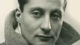Un retrato de José Antonio Primo de Rivera.