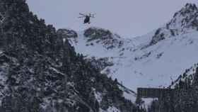 Los Alpes.