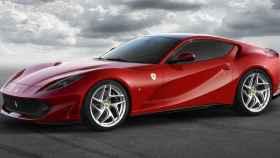 Ferrari 812 Superfast, 12 cilindros y 800 CV para suceder al F12 Berlinetta