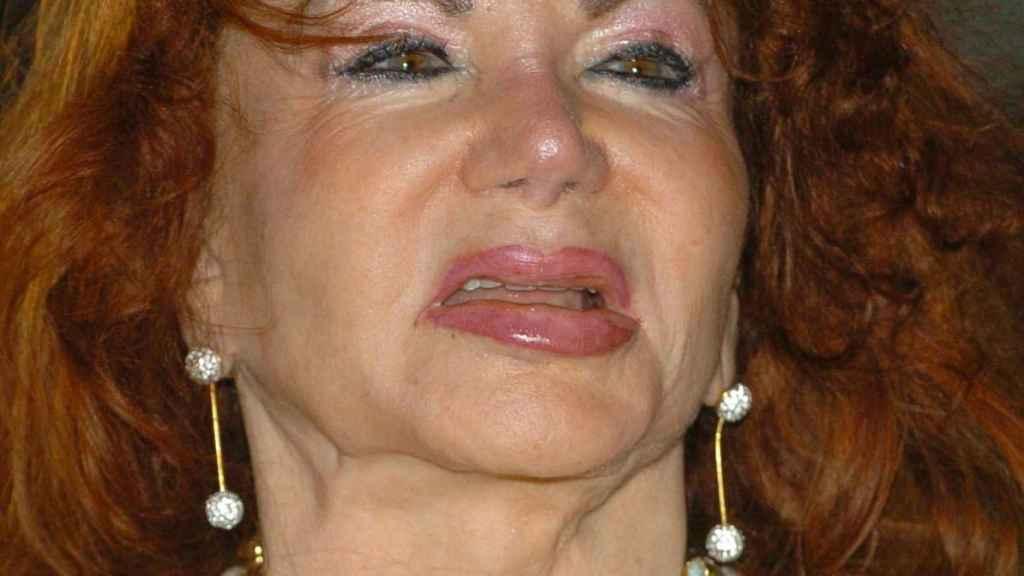 Jacqueline Stallone.