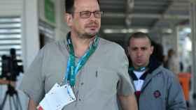 Hajo Seppelt, en los Juegos Olímpicos de Río de Janeiro.